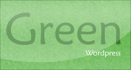 Green Wordpress