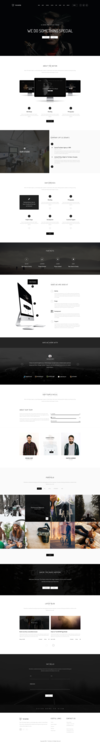 01 home onepage.  thumbnail