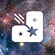 Falling Stars Logo Template - GraphicRiver Item for Sale