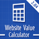 Website Value Calculator Script