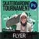 Skate Event Flyer - GraphicRiver Item for Sale
