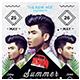 Summer Sound Flyer - GraphicRiver Item for Sale