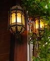 Arabic metal streetlight - PhotoDune Item for Sale