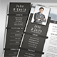Two Pages CV | Resume - GraphicRiver Item for Sale