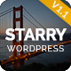Starry - Creative & Easy Wordpress theme - ThemeForest Item for Sale