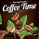Coffee Time Flyer Template - GraphicRiver Item for Sale