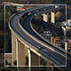 Cars On The Bridge - VideoHive Item for Sale
