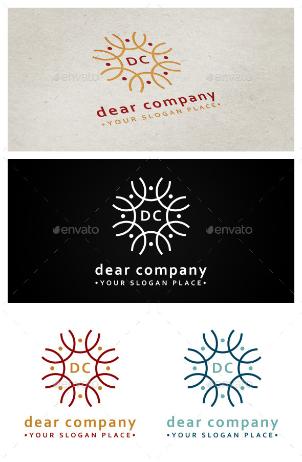 GraphicRiver Dear Company 10662936