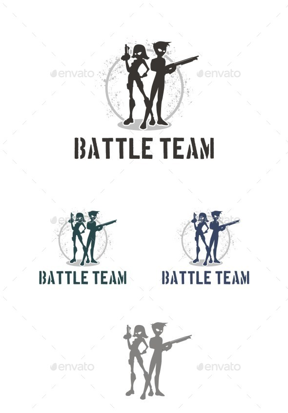 GraphicRiver Battle Team 10662962