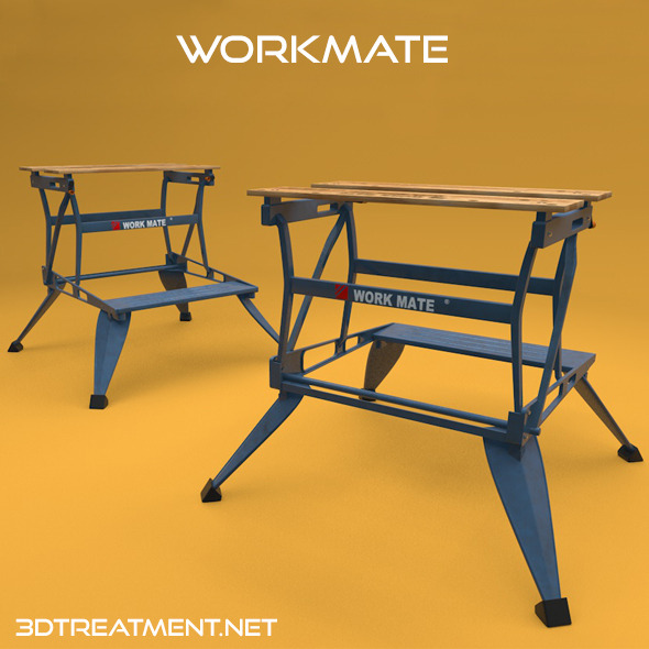 Workmate - 3DOcean Item for Sale