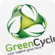 Green Cycle / Leaf - Logo Template - GraphicRiver Item for Sale