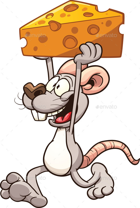 GraphicRiver Cartoon Mouse 10663303