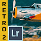 20 Retro and Vintage Lightroom Presets Vol. 2 - GraphicRiver Item for Sale