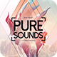 Pure Sounds Flyer - GraphicRiver Item for Sale