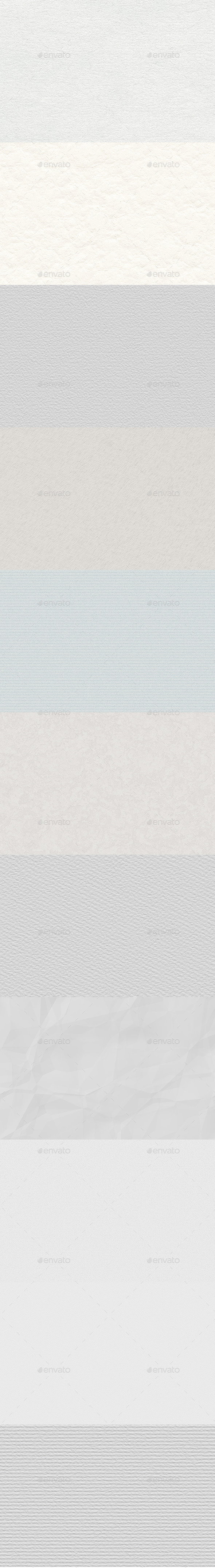 GraphicRiver Paper Textures 10664119