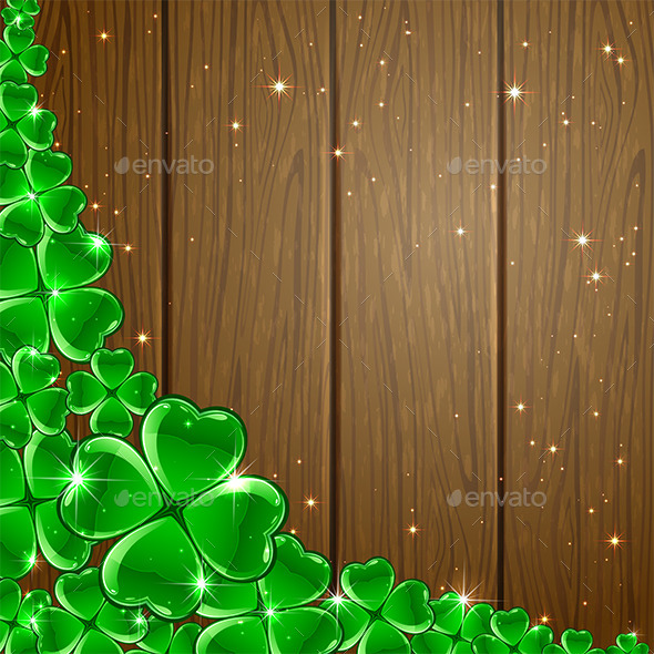 GraphicRiver Clover Background 10664210