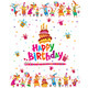 Set of Birthday Greeting Cards  - GraphicRiver Item for Sale