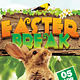 Easter Break Flyer - GraphicRiver Item for Sale