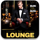Lounge Nights Flyer Template - GraphicRiver Item for Sale