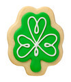 Shamrock Cookie for Saint Patricks Day - PhotoDune Item for Sale