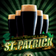 St. Patrick Black Beer Flyer Template - GraphicRiver Item for Sale