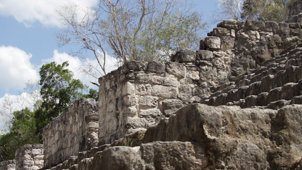 Mayan Ruins Mexico Kalakmul 4