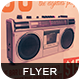 Eighties Sounds Flyer/Poster - GraphicRiver Item for Sale