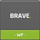 Brave - Clean Responsive Multipurpose Theme - ThemeForest Item for Sale