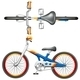 Top and Side View of a Bicycle - GraphicRiver Item for Sale