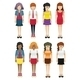 Faceless Women Template - GraphicRiver Item for Sale