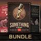 Retro Music Bundle 04 - GraphicRiver Item for Sale