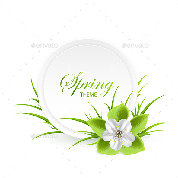 GraphicRiver Spring Theme 10670456