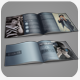 Photography Bifold Square Brochure Template - GraphicRiver Item for Sale