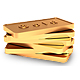 Gold biscuits - GraphicRiver Item for Sale