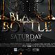 Black Bottle - GraphicRiver Item for Sale