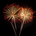 Fireworks isolated on black background - PhotoDune Item for Sale