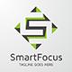Smart Focus Logo - GraphicRiver Item for Sale