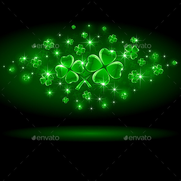 GraphicRiver Shamrock 10672126