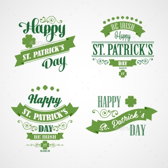 GraphicRiver Saint Patrick s Day Card 10672456