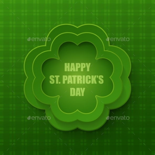 GraphicRiver St Patrick s Day Poster 10672519
