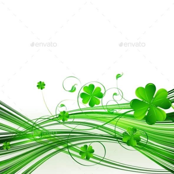 GraphicRiver Saint Patrick s Day Background 10672575