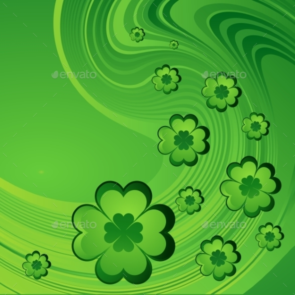 GraphicRiver Saint Patrick s Day Background 10672578