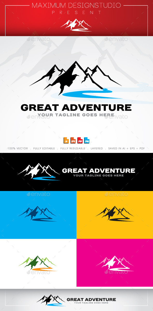 GraphicRiver Great Adventure 10672700