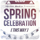 Spring Celebration - Flyer [Vol.3] - GraphicRiver Item for Sale