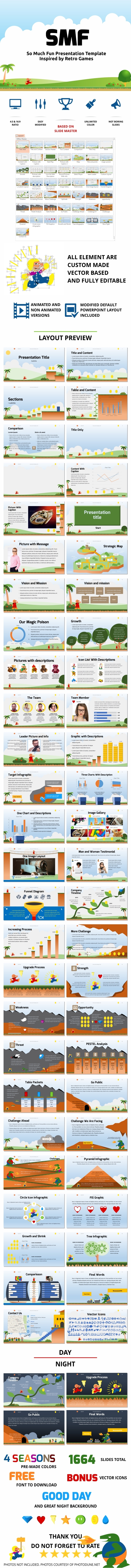 GraphicRiver SMF Powerpoint Presentation Template 10648810