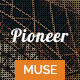 Pioneer - One Page MUSE Template
