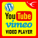 Youtube Vimeo Video Player & Slider WP Plugin - CodeCanyon Item for Sale