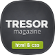 Tresor – multipurpose news&magazine html template