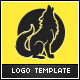Wolf Media Logo Template - GraphicRiver Item for Sale
