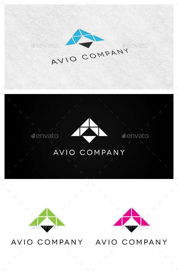 GraphicRiver Avio Company 10676759